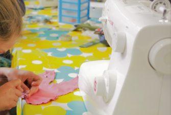 cours de couture pour enfants liège